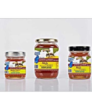 Μέλι ανθέων-θυμάρι