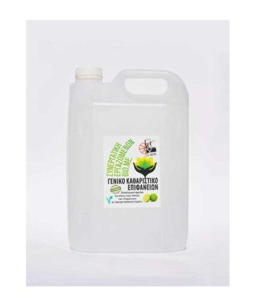 Γενικό Καθαριστικό Επιφανειών Οικολογικό – Επαγγελματικό 4L