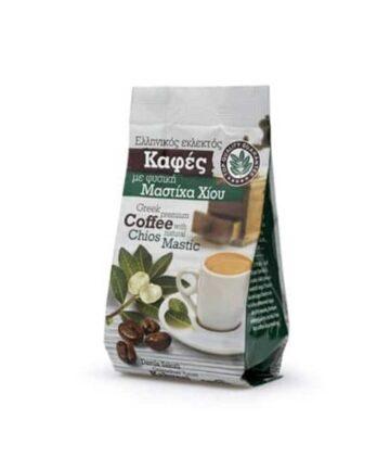 Καφές με φυσική Μαστίχα Χίου