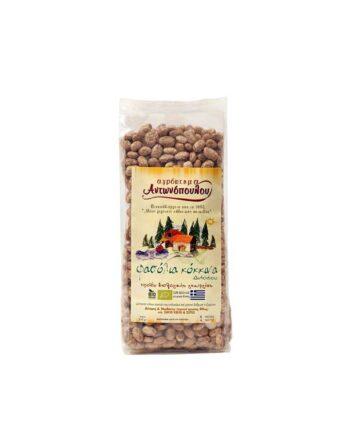 Φασόλια κόκκινα μπαρμπουνοφάσουλα (500g)