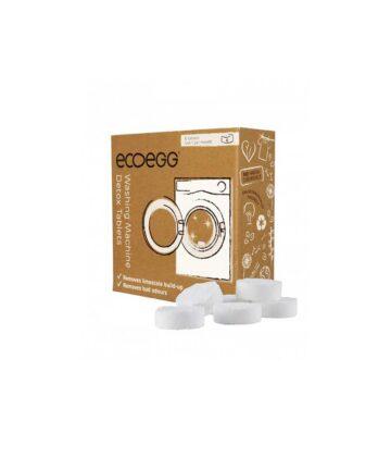 ECOEGG Detox Tablets, Δισκία καθαρισμού πλυντηρίου ρούχων